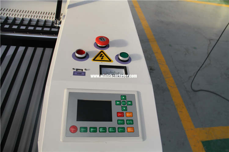 controller of WTJ1390 CNC Co2 laser engraving cutting machine for wood,leather,acrylic,mdf,fabric