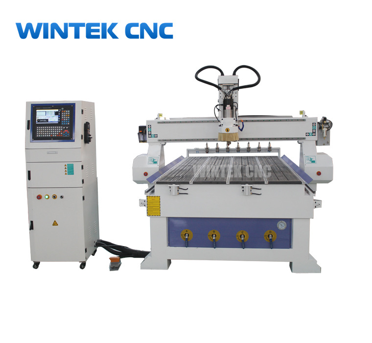 ATC cnc wood router woodworking machine for sale