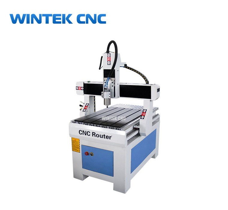 Hobby mini wood cnc router machine 6090 for sale with cheap price