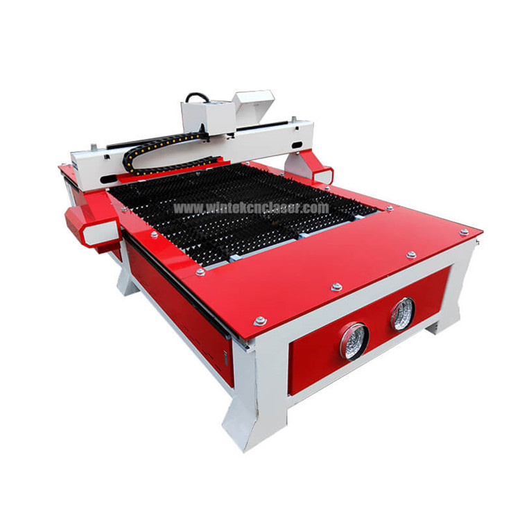 Low cost sheet metal cnc plasma cutter machine for sale