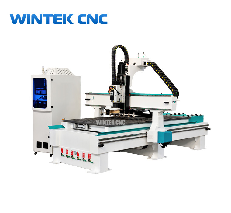 4x8 ATC cnc router wood carving machine for sale with automatic tool changer